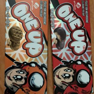 Shroom chocolate bars